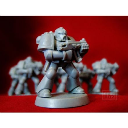 Tactical Space Marine from Warhammer 40,000 2nd Edition